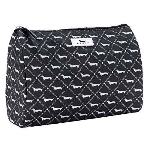 SCOUT Packin' Heat Makeup & Cosmetic, Accessory or Toiletry Bag, Interior Pocket, Water Resistant, Zips Closed, SCOUT Signature