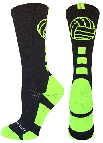 MadSportsStuff Volleyball Socks multiple colors