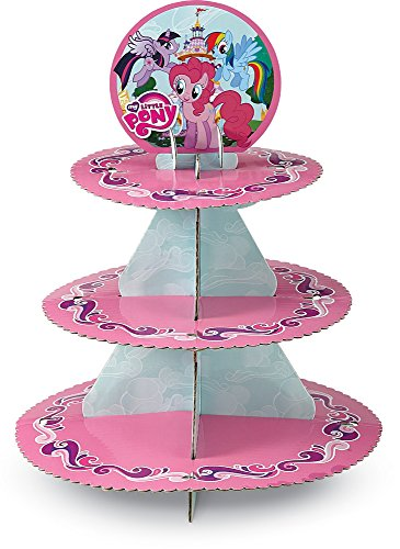 Wilton 1512-4700 My Little Pony Treat Stand ()