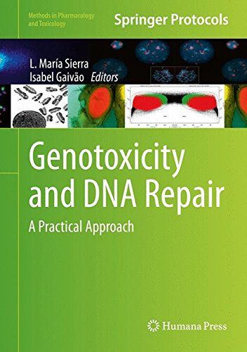 Human Nature Repair Manual - Genotoxicity and DNA Repair: A Practical Approach (Methods in Pharmacology and Toxicology)