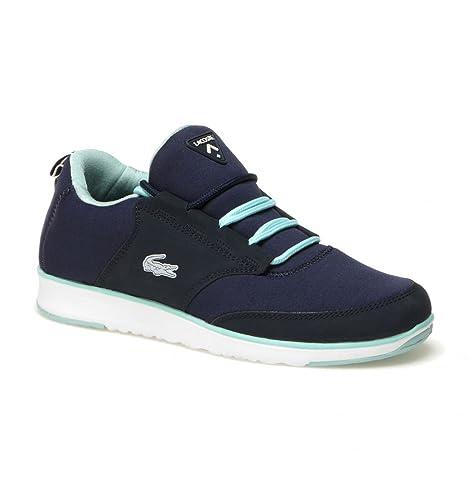 Zapatillas Lacoste L.IGHT TRC Azul marino - Color - AZUL, Talla - 37: Amazon.es: Zapatos y complementos