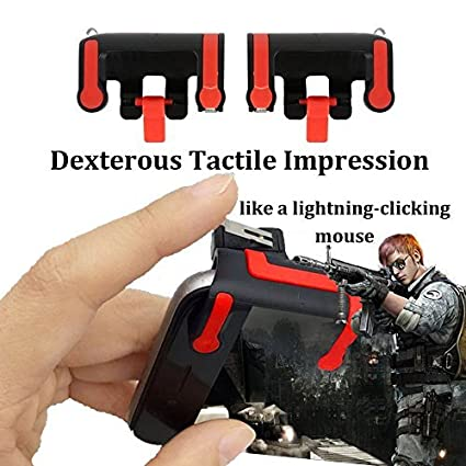 Pubg Controller Lr Mobile Game Trigger For Iphone X  Ios Android Phone S