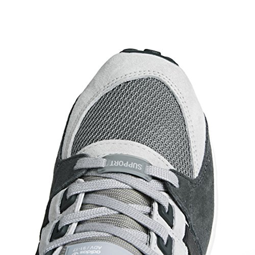 Grey Rf Sneakers EQT adidas Adults' Low Unisex Top Support Iwqa8q