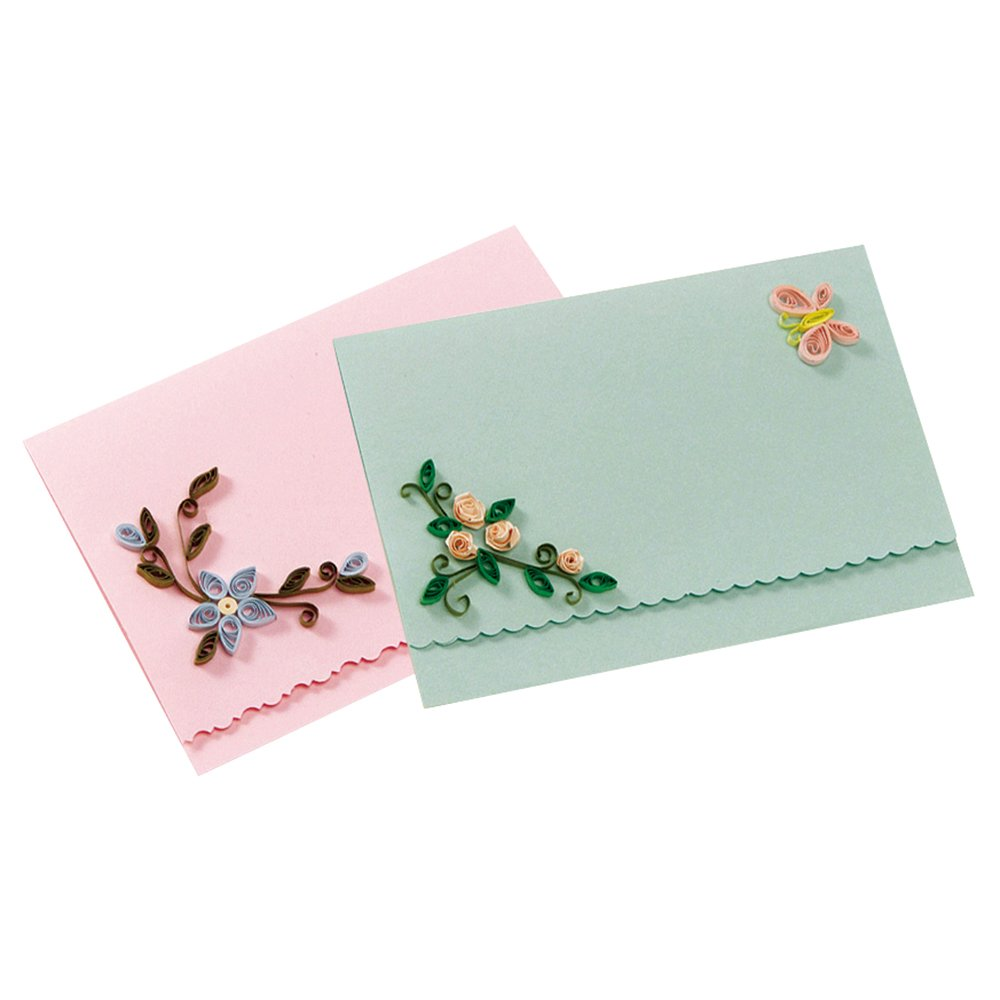 Paper Quilling Kit DVD for the first time (japan import) by Yamato (Image #4)