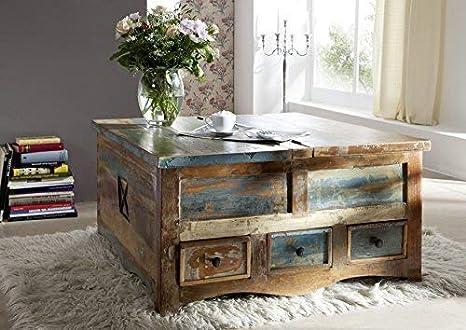Legno massiccio laccato massiccio mobili tavolino da salotto baule