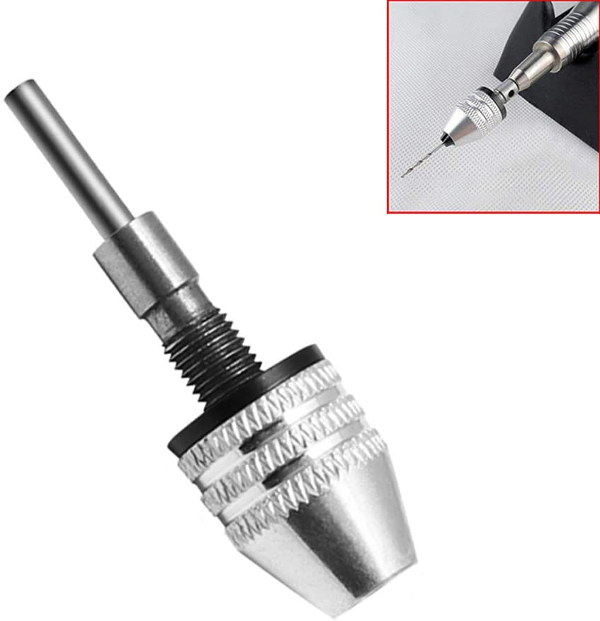 Keyless Drill Chuck Conversion Tool 1/4