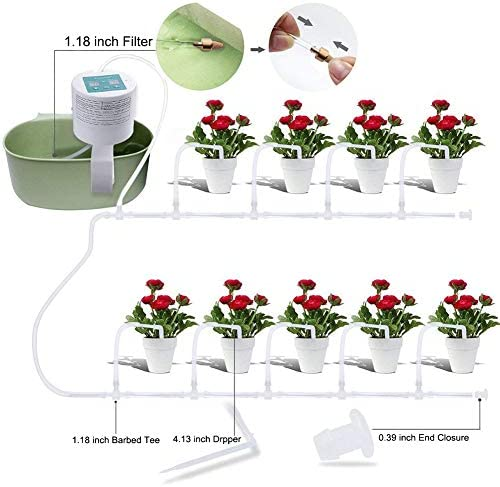 Elitlife Automatic Irrigation Watering Plants Simultaneousl product image