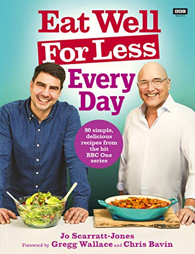 Eat Well for Less - Every Day (Lose 1 Pound A Day Diet Menu)