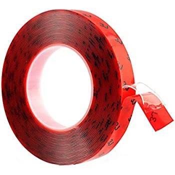 Amazon Com Heavy Duty Mounting Tape Adhesive Strong