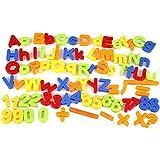 Cido Kids Children Magnetic Alphabet Letter Maths Number Fridge Magnets 80Pcs