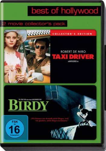 Best of Hollywood - 2 Movie Collectors Pack:Taxi Driver / Birdy Alemania DVD: Amazon.es: Robert De Niro, Peter Boyle, Cybill Shepherd, Harvey Keitel, Jodie Foster, Albert Brooks, Diahnne Abbott, Gino Ardito, Harry