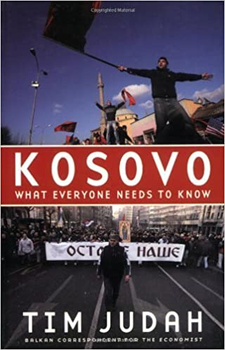 Book Kosovo: What Everyone Needs to Know by Tim Judah (2008-09-29)