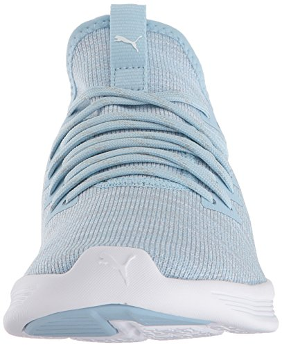 Flash Puma White Femme Chaussures Pour Ignite Evoknit Cerulean quarry puma H1qS1Rw