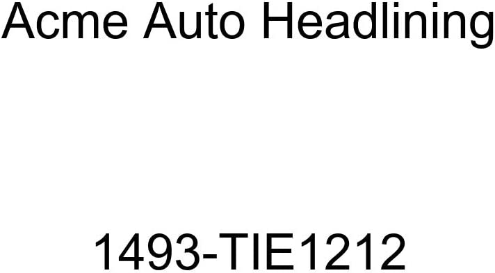1960 Chevrolet Corvair 4 Door Sedan 5 Bow Acme Auto Headlining 1493-TIE1212 Dark Blue Replacement Headliner