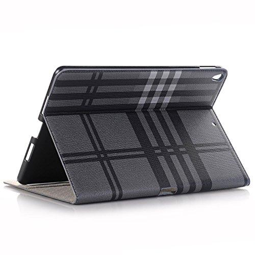Samsung Galaxy Tab S3 Tasche,elecfan® Samsung Galaxy Tab S3 Hülle Case mit Standfunktion Auto Wake up Sleep PU Leder hüllen Smart Cover für Samsung Galaxy Tab S3 2017 (Tab S3 9.7, A03) A03