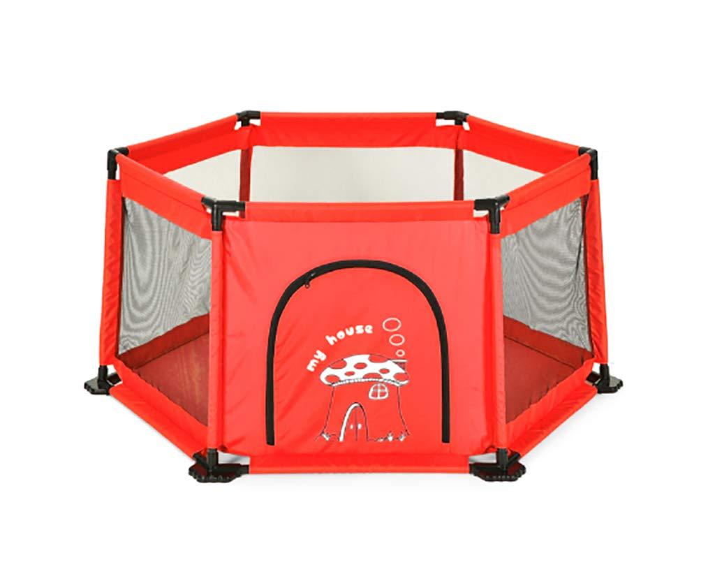 素晴らしい外見 ベビー用プレイペン パックアンドプレイ ポータブル ポータブル 幼児と赤ちゃん用 軽量メッシュ キャリーマット付き B07KJWFN6J Fence ブルー Fence Fence B07KJWFN6J, 測定機器マーケット:ad58f4de --- a0267596.xsph.ru