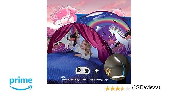 Tiendas de ensueño, Dream Tents, Carpa de Ensueño Wizard World, fantasía interior de la cama redes de regalo, Children Play Cama Tienda de Campaña ...
