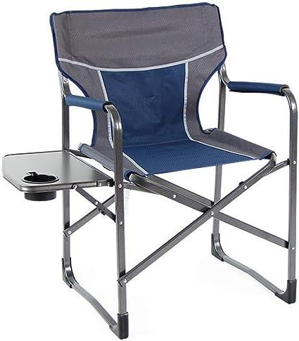 Mesa Plegable -GR Silla portátil para Acampar Silla Plegable ...