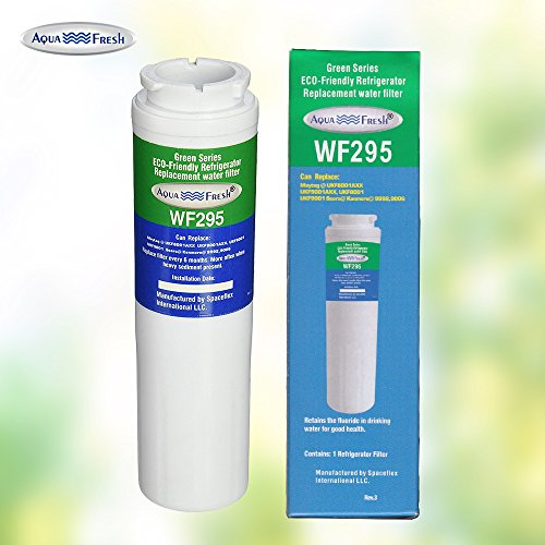 Aqua Fresh WF295 Replacement Refrigerator Water Filter for Maytag UKF8001,Whirlpool 4396395, EDR4RXD1,Puriclean II,9006 (2 Pack) by Aqua Fresh (Image #1)
