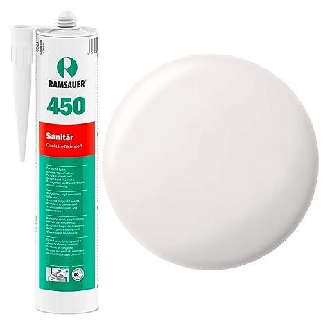 Ramsauer 450 Sanitär Silikon Transparent
