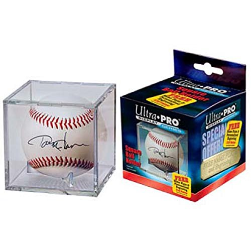 (Ultra Pro Baseball Clear Square)