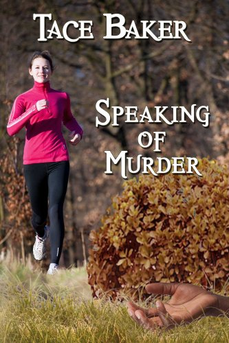 Speaking of Murder: A Lauren Rousseau Mystery (Lauren Rousseau Mysteries Book 1)