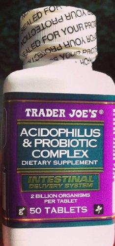 Trader Joes acidophilus et