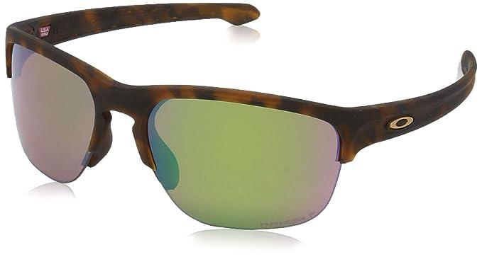 Oakley Sliver Edge, Gafas de Sol para Hombre, Marrón, 64: Amazon.es: Ropa y accesorios