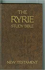 The Ryrie KJV Study Bible Red Letter | Resourcing The Church