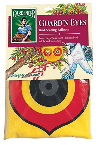 Bird Scaring Balloon - Gardeneer TE-12C Guard'N Eyes Bird Scaring Balloon