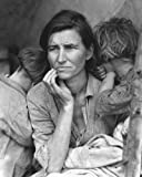 New 8x10 Photo: Migrant Mother of the Great Depression
