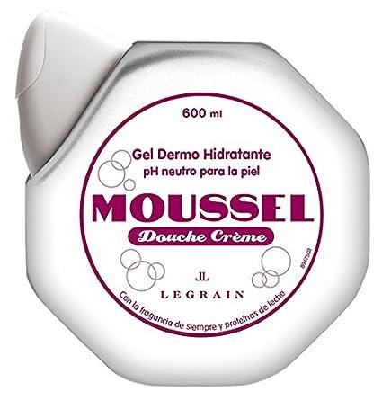Moussel Douche Crème Gel de Baño Hidratante - 600 ml