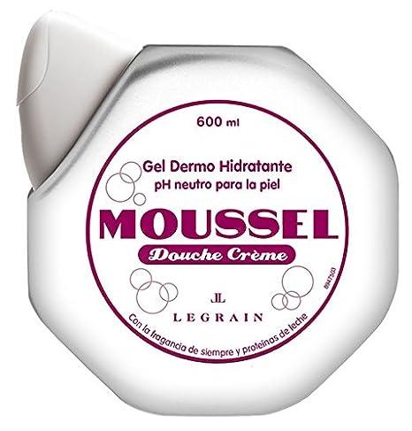 Moussel Douche Crème Gel de Baño Hidratante - 600 ml: Amazon.es: Amazon Pantry