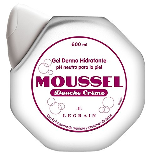 Moussel Douche Crème Gel de Baño Hidratante - 600 ml: Amazon.es: Amazon Pantry