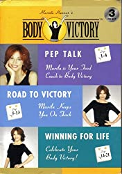 Marilu Henner's Body Victory: Pep Talk / Road To Victory / Winning For Life [ on 3 Audio CDs ]