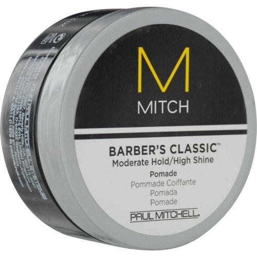 Paul Mitchell par Classic modérée Hold / Pommade de service haut de Paul Mitchell Mitch salon de coiffure pour hommes, 3 onces