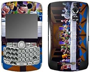 MusicSkins MS-RONE50006 BlackBerry Curve - 8300-8310-8320
