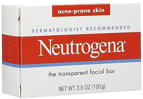 Neutrogena Face Cleansing Bar - Acne Prone - 3.5 oz