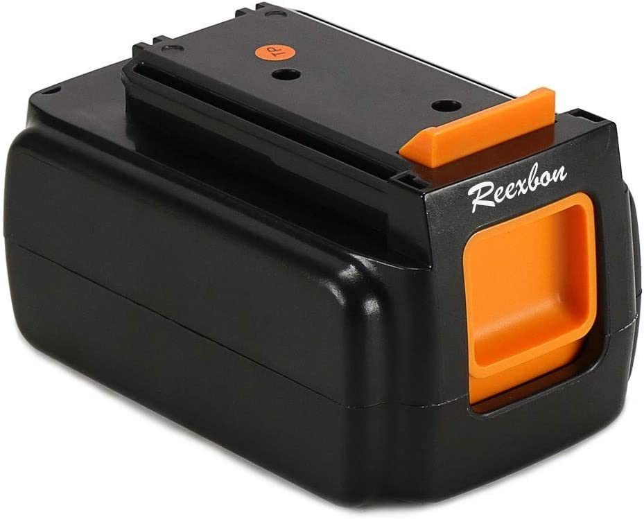 REEXBON 36V LBXR36 Battery for Black & Decker LBX36 LBX2040 BL2036 BL1336, LST136 TC220 LST220 LST400 Cordless Power Tools(2.0Ah, Li-ion)