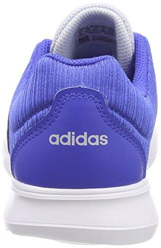 Met II Hi S18 Met adidas Blue S18 Fun Essential res Chaussures Hi de res W Indigo Gymnastique Noble S18 Silver Indigo Silver Noble Femme S18 Blue Bleu qwgEUT6w