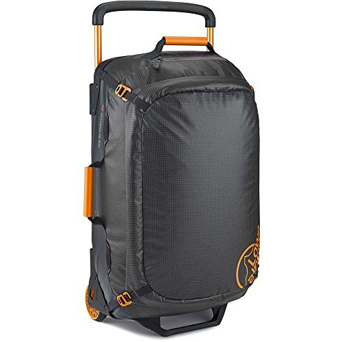 Lowe Alpine AT Wheelie 60 Luggage Anthracite Tangerine by