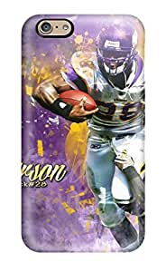 Hot New Minnesota Vikings Case For Iphone 4/4S Cover With Perfect Design