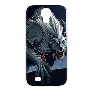 Warwick-009 League of Legends LoL Samsung Galaxy S5 I9600/G9006/G9008 Plastic White