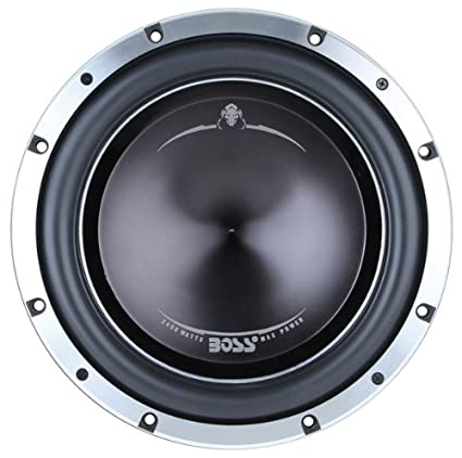 Amazon.com: BOSS Audio Phantom 12-Inch 2400-watt Dual Bobina ...