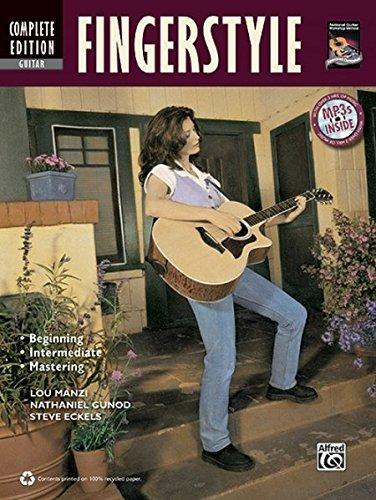 Download Complete Fingerstyle Guitar Method Complete Edition: Book & CD (Complete Method) pdf epub