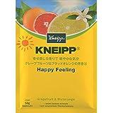 クナイプ・ジャパン クナイプバスソルト ハッピーフィーリング グレープフルーツ&ブラッドオレンジ 50g