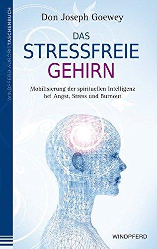 Das stressfreie Gehirn: Mobilisierung der spirituellen Intelligenz bei Angst, Stress und Burnout
