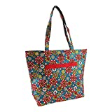 della Q Willa Shoulder Knitting Bag (19.5'' W x 15'' H x 6'' D); 110 Belmont 424-1-110