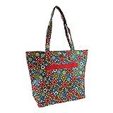 della Q Willa Shoulder Knitting Bag (19.5'' W x 15'' H x 6'' D); 110 Belmont 424-1-110