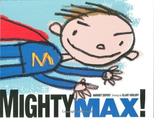 Mighty Max Harriet Ziefert product image